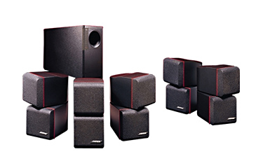 System 6 Home Theater Speaker