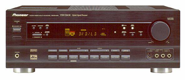 Pioneer VSX-D608